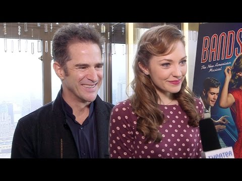 Broadway's ''Bandstand'' Offers Some Musical Healing