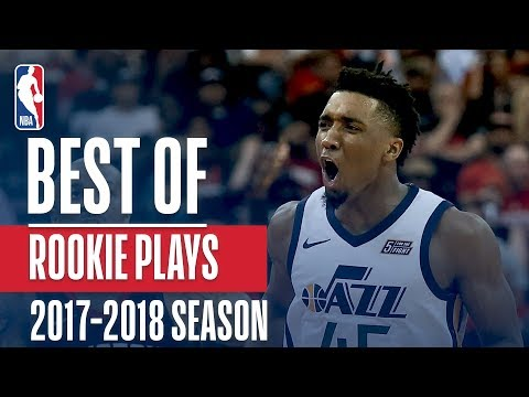 NBA Rookies | Best 18 Minutes of Plays | 2017-18 NBA Season