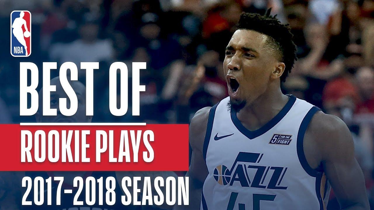 NBA Rookies | Best 18 Minutes of Plays | 2017-18 NBA Season