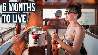 SAILING THE WORLD WITH ONLY 6 MONTHS TO LIVE