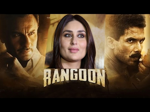 Kareena Kapoor Khan's Amazing Reply On Who Acted Better In Rangoon? Shahid Kapoor Or Saif Ali Khan