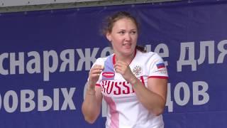 мастер спорта по боксу - зарядка со звездой Челябинск