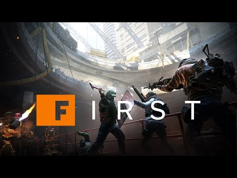 The Division: Level 25 CLOSE QUARTERS Gameplay - IGN First