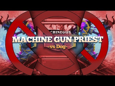 Hey Look! A Priest That ISN'T Machine Gun Priest!
