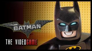 The Lego Batman Movie Videogame Full Playthrough