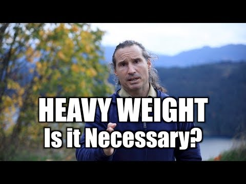 Do NATURAL BODYBUILDERS Need to Lift HEAVY TO BUILD MUSCLE?