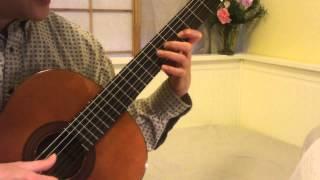 """Hướng Dẫn Guitar Solo Đoạn Dạo Đầu (Intro.) Bài """"TUYỆT  TÌNH  CA"""""""