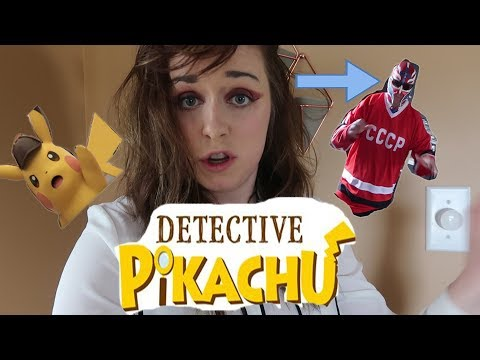 "Becoming a Detective- Detective Pikachu ""Review"" ft. The Champ"