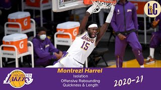 Montrezl Harrell Lakers Breakdown