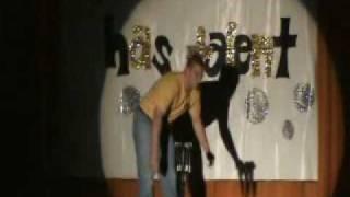Amory High School Talent Show - Evolution of Dance