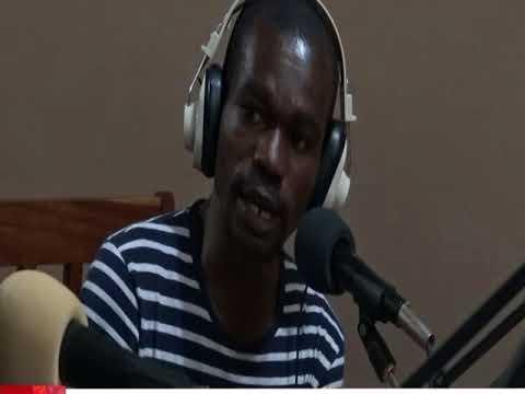 Rodrigue AHEGO reçu comme invité du débat dans « Actu-Débat » par Elikplim GOKA