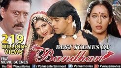 Best Scenes Of Bandhan | Hindi Movies | Salman Khan | Jackie Shroff | Best Bollywood Movie Scenes