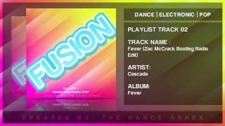 FUSION.1 - Track 2 - Fever (Zac McCrack Bootleg Radio Edit)