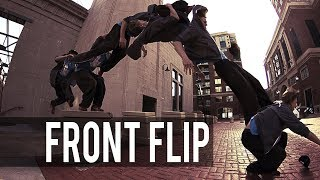 How to Do a Front Flip