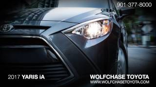 2017 Yaris iA   Wolfchase Toyota
