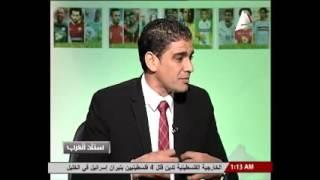 بالفيديو .. الحكم إبراهيم نور الدين يوضح سبب تصرفاته الغريبة وعلاقاته بباسم مرسى