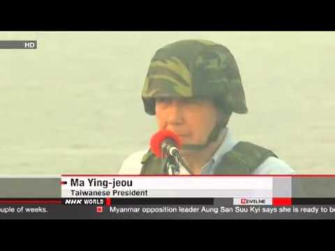 Taiwan War Drills the Penghu Island