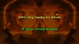 Joe Dolan - Lady In Blue - karaoke