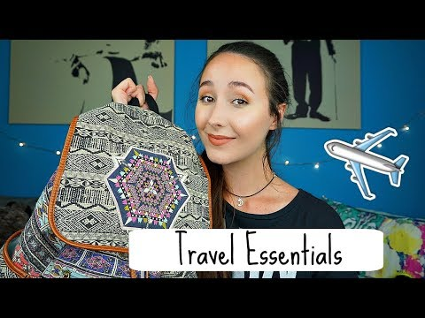 What's In My Carry On | Travel Essentials