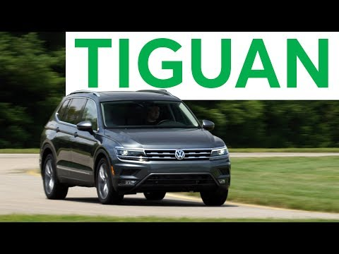 4K Review: 2018 Volkswagen Tiguan Quick Drive   Consumer Reports