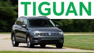 4K Review: 2018 Volkswagen Tiguan Quick Drive | Consumer Reports