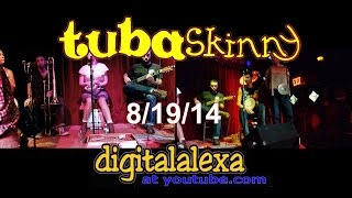 "Tuba Skinny - ""Russian Rag"" - Terra Blues 8/19/14 - MORE at DIGITALALEXA channel"
