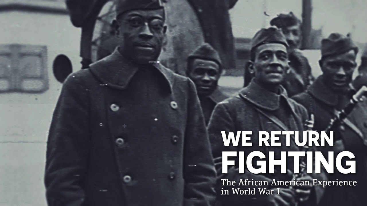 Krewasky Salter on African American Soldiers' in World War I