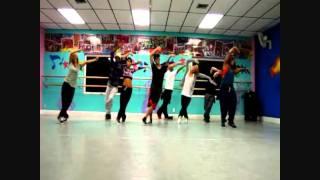 u4ria hip hop dance b o b magic