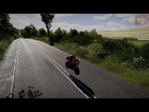TT IOM | Career Pt 8: Superbike Time Around The Full TT Circuit (Xbox One X)