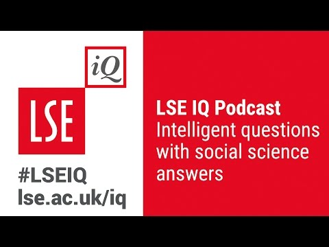 LSEIQ Episode 2   What's the future of work?