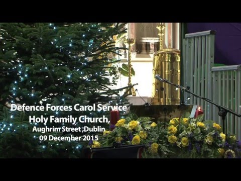 Defence Forces Christmas Carol Concert
