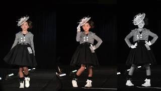 Lamissah La-Shontae - Child Model Magazine TOT/TOP Model Events 2016