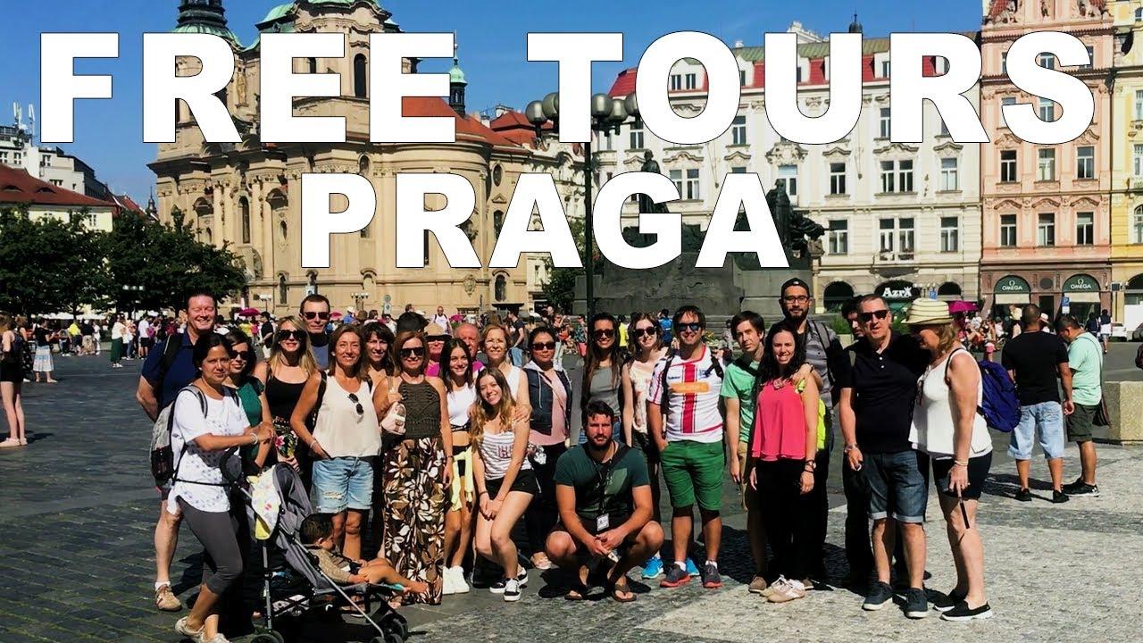 FREE TOURS PRAGA