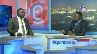 THE 6PM NEWS (Guest: AKO JOHN AKO) TUESDAY OCTOBER 15th 2018 EQUINOXE TV