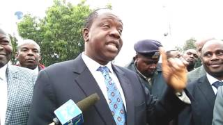 Matiang'i assures Kenyans that KCSE marking will be credible