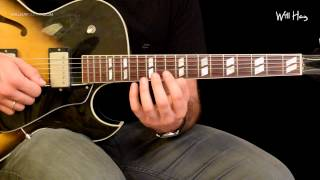 Rock around the clock Solo tutorial HD free tabs