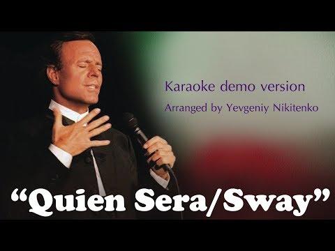 Sway / Quién será (Julio Iglesias) - Instrumental cover version