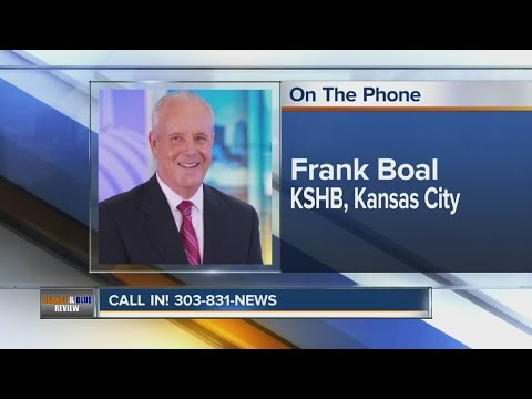 Lionel & Mitch talk about the Broncos-Chiefs game with Kansas City sports anchor Frank Boal