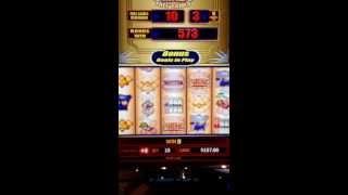 $1 dollar quick hit hand pay!  Max retriggers!!