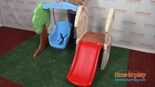 Little Tikes Hide & Seek Climber & Swing from MGA Entertainment