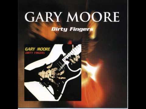 Клип Gary Moore - Dirty Fingers