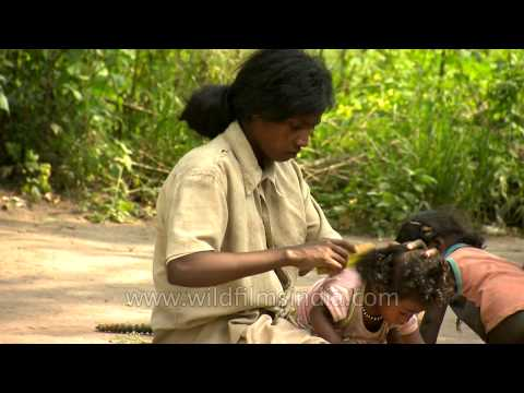 Content with the laidback forest life: South Indian tribal life