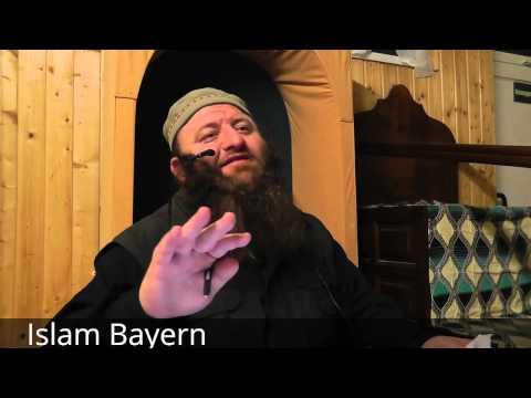 Sheikh Dr. Hassan Dabbagh - Statement zum Zentralrat der Muslime, Ditib und VIKZ
