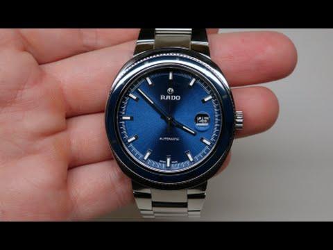 Rado Diver D-Star 200 Blue Men's Watch Review Model: R15960203