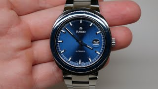 Rado Diver D-Star 200 Blue Men
