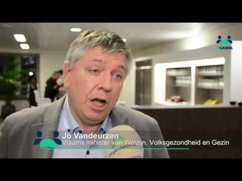 Minister Jo Vandeurzen over CASMA