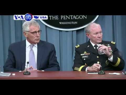 """Defense Secretary Hagels says threat from Islamic State """"beyond anything we have seen"""""""