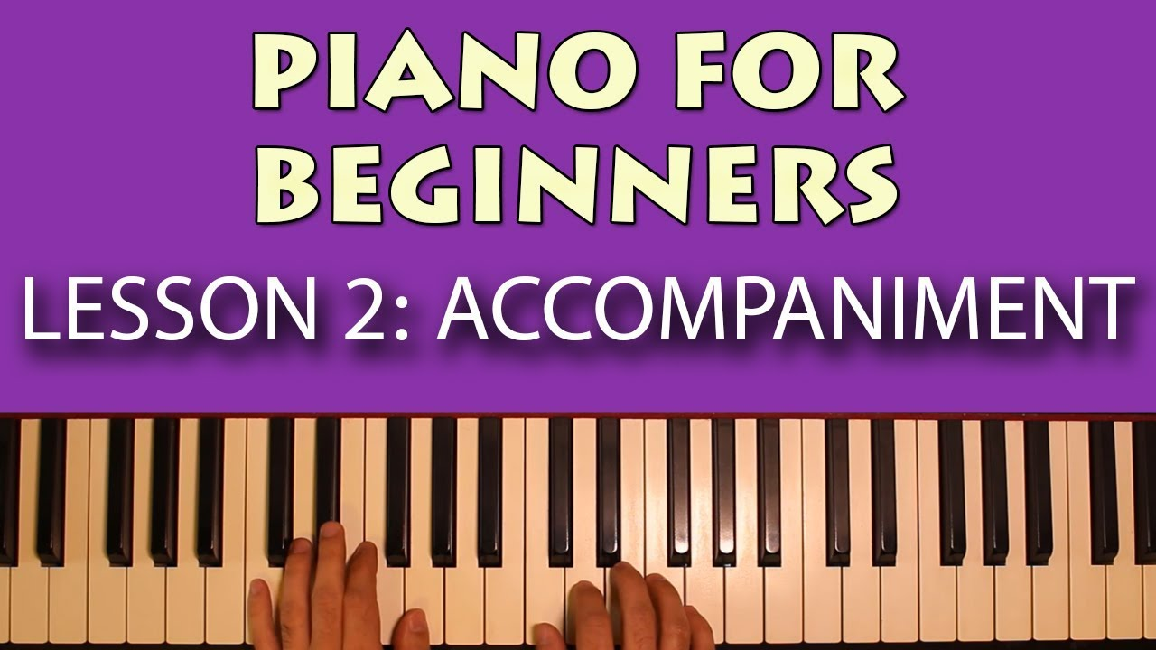 Piano Lessons for Beginners: Part 2 - Interesting chord ...