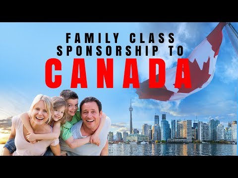 Family Class Sponsorship to Canada - Immigroup - We Are