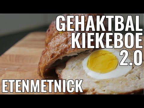 EtenMetNick - How to - Gehaktbal Kiekeboe 2.0
